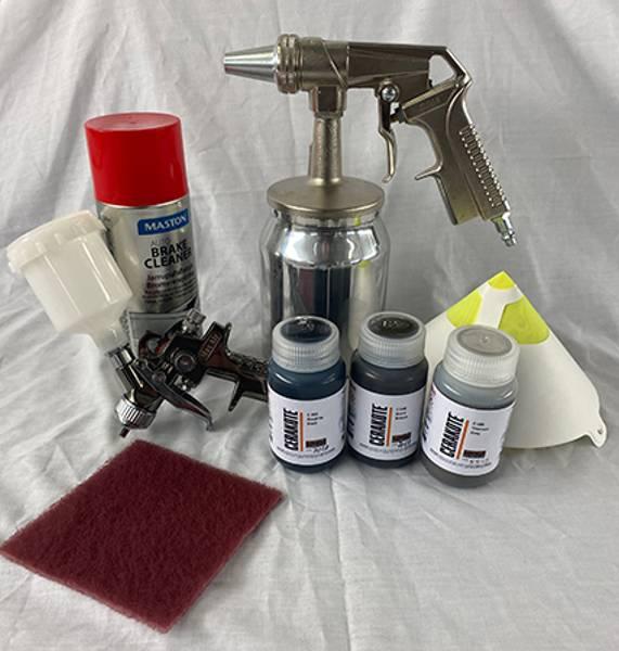Bilde av Durano Starter kit 2 farger C-serie